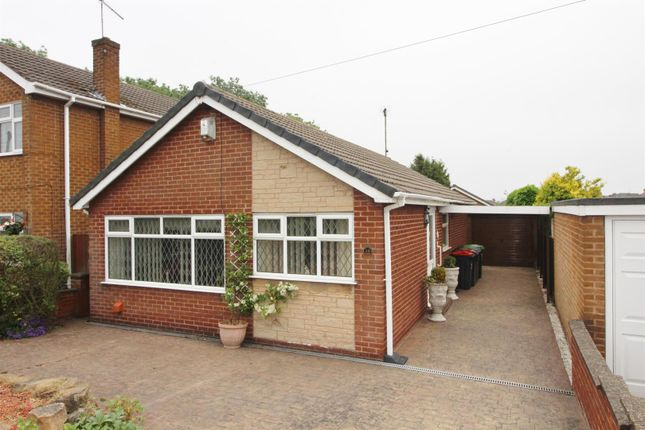 Thumbnail Detached bungalow for sale in Birchwood Drive, Skegby, Sutton-In-Ashfield