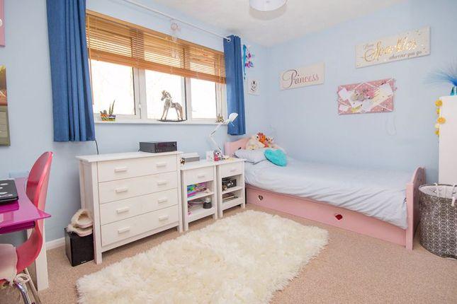 Bedroom Two of Aspen Walk, Totton, Southampton SO40