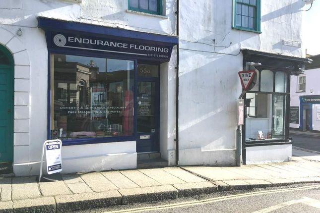 Thumbnail Retail premises for sale in Truro TR1, UK