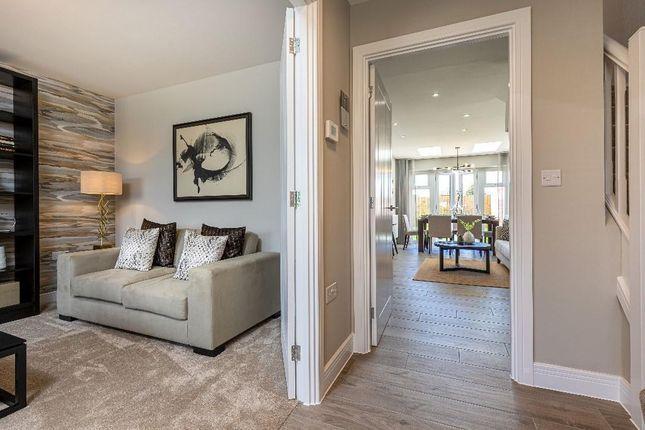 2 bed terraced house for sale in Scotts Farm Rd, Ewell, Epsom KT19