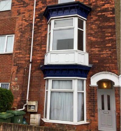Thumbnail Flat to rent in Harrington Street, Cleethorpes