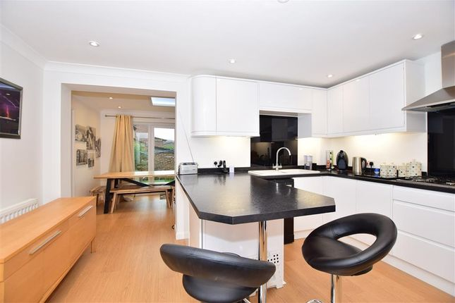 Thumbnail Link-detached house for sale in Bridgewater Place, Leybourne, Kent