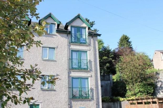 Thumbnail Flat to rent in Fellside Court, Kendal, Cumbria