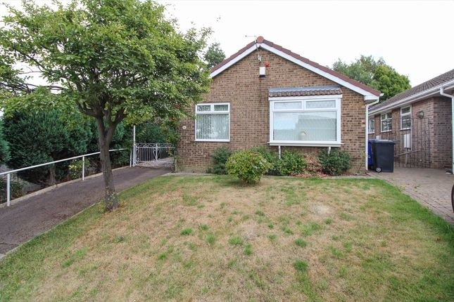 Thumbnail Detached bungalow for sale in Middlecliff Close, Waterthorpe, Sheffield