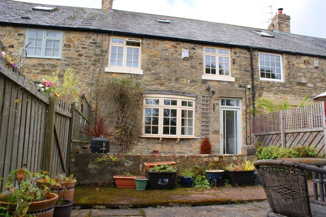 Thumbnail Terraced house to rent in Towneley Cottages, West Ryton Village, Tyne & Wear