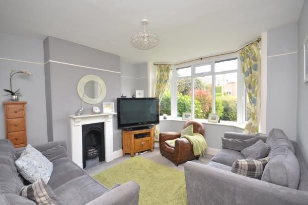 Thumbnail Semi-detached house for sale in Shillingford Road, Exeter, Devon
