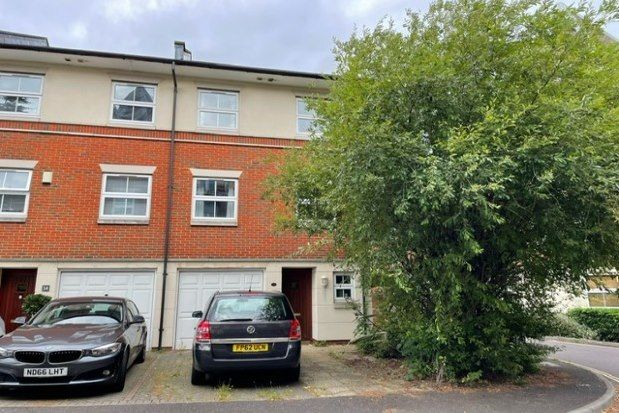 Thumbnail Town house to rent in Rollesbrook Gardens, Southampton