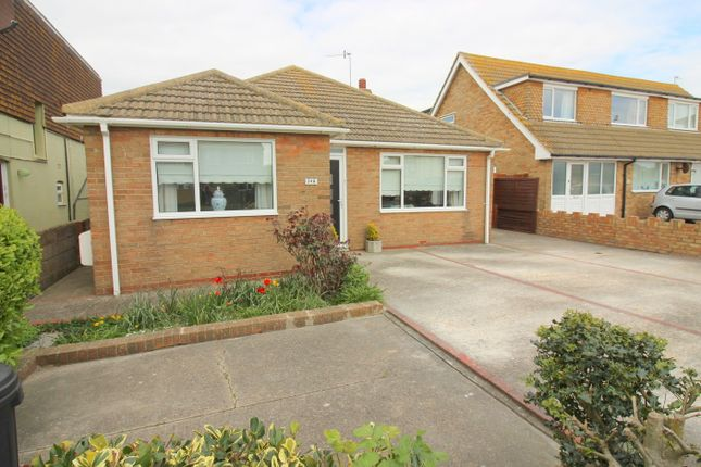 Thumbnail Bungalow for sale in South Coast Road, Peacehaven