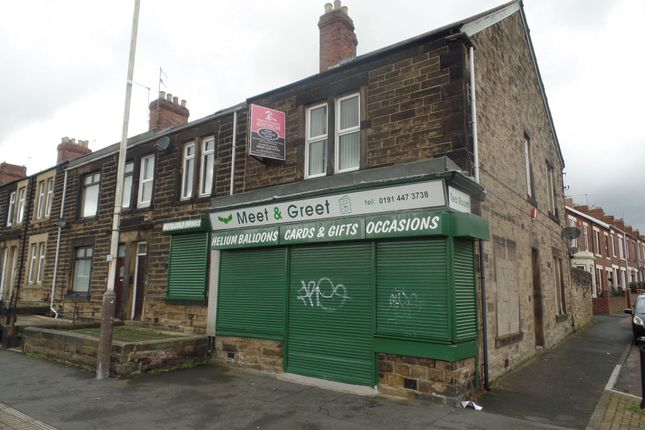 Retail premises for sale in Frazer Terrace, Pelaw, Gateshead