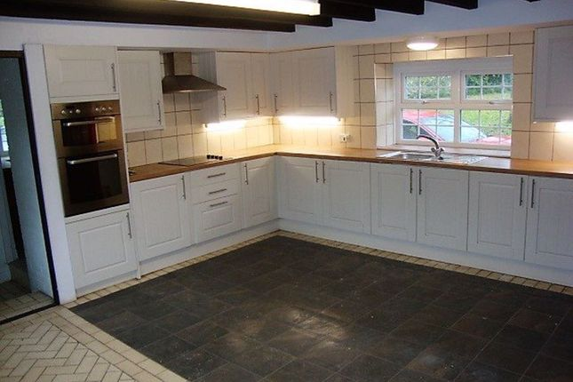Thumbnail Cottage to rent in Longhouse Farm, Coedkernew