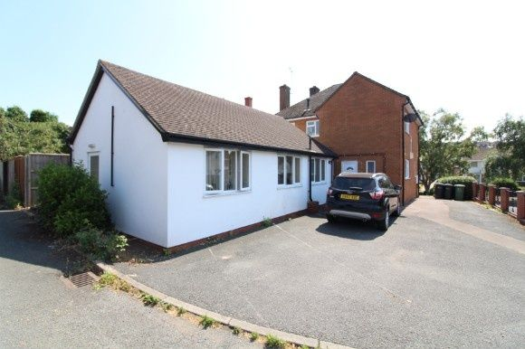 Thumbnail Flat to rent in Ledbury Road, Hereford