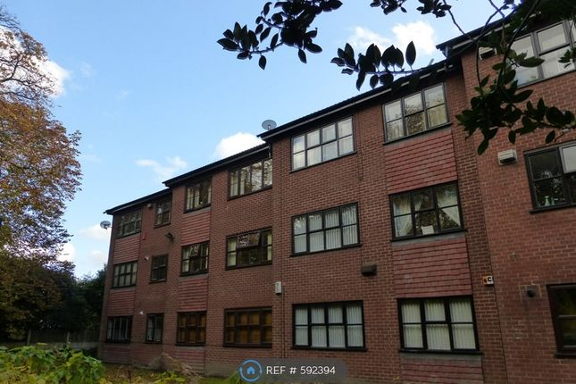 Thumbnail Flat to rent in Ebor House, Stretford, Manchester