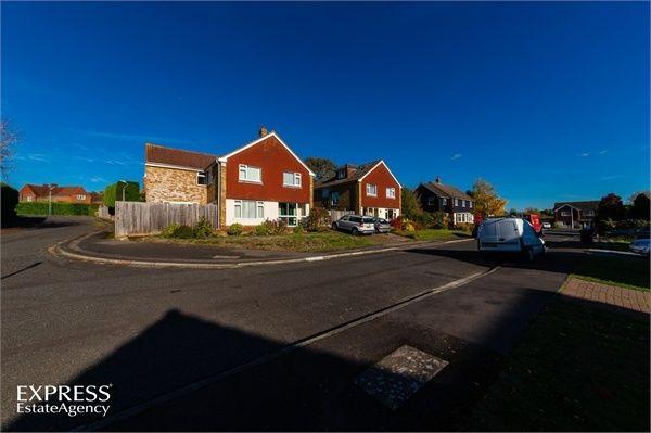 Detached house for sale in Foalhurst Close, Tonbridge, Kent