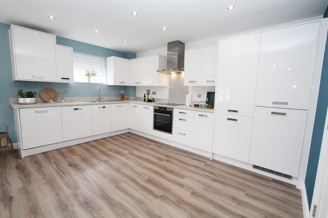 Thumbnail End terrace house for sale in Shepherds Mews, Shefford, Shefford