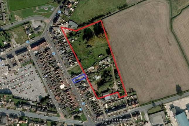 Thumbnail Land for sale in Owston Road, Carcroft, Doncaster