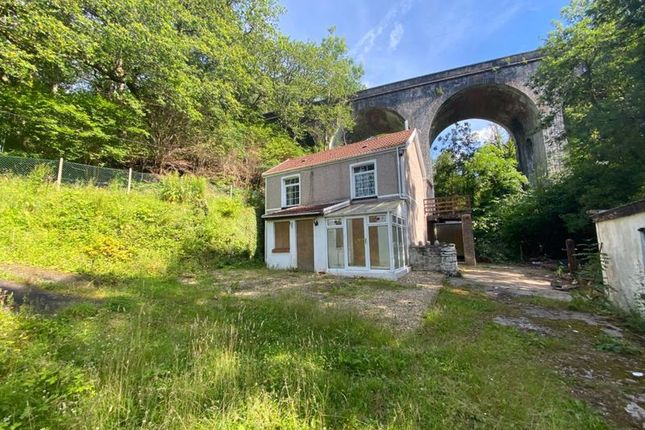 Thumbnail Detached house for sale in Dan Y Graig House, Pontwalby, Glynneath