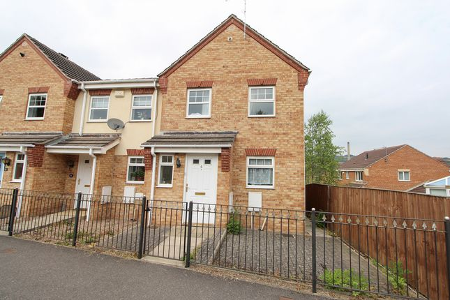 Thumbnail Town house for sale in Northwood, Sheffield