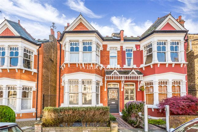 Thumbnail Semi-detached house for sale in Osborne Road, London