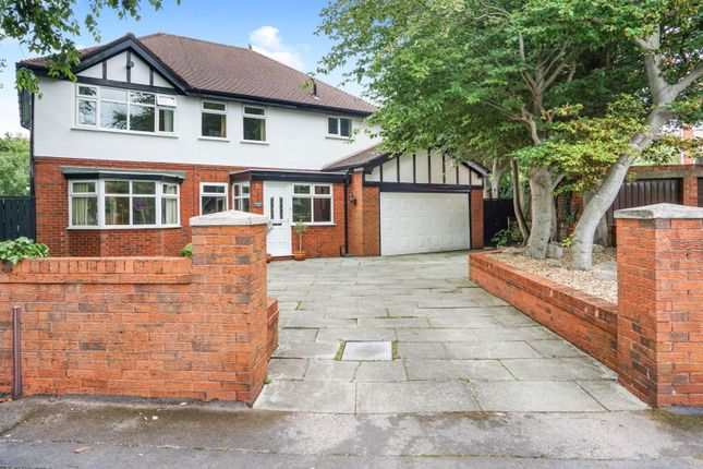 Thumbnail Detached house for sale in Dowhills Road, Liverpool