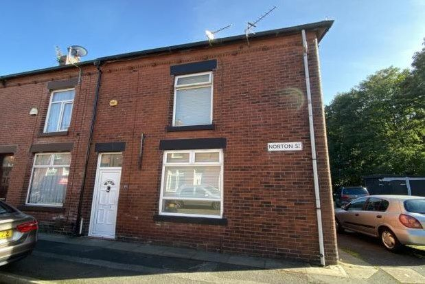 2 bed terraced house to rent in Norton Street, Bolton BL1