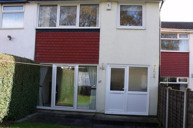 Thumbnail Town house to rent in Garland Drive, Whitkirk, Leeds