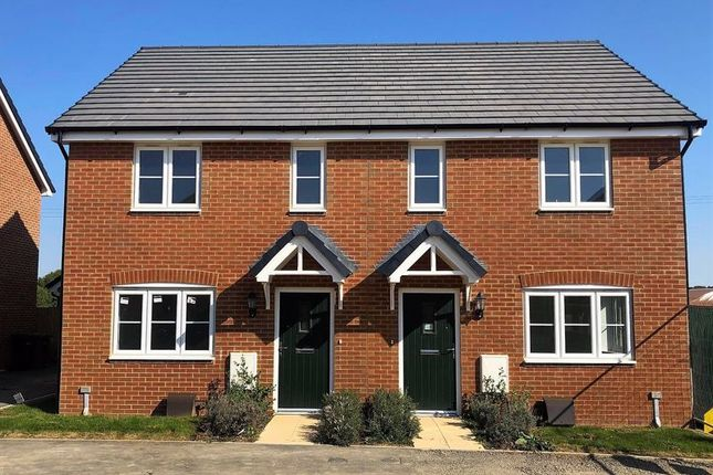 Thumbnail Semi-detached house for sale in Box Road, Cam, Dursley