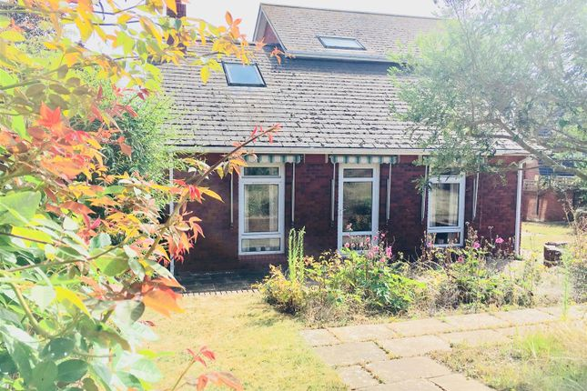 Thumbnail Detached bungalow for sale in Douglas Avenue, Exmouth