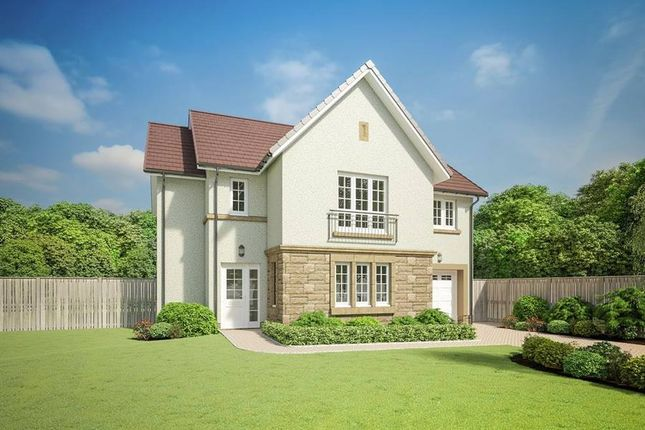"Thumbnail Detached house for sale in ""The Cleland"" at Kirk Brae, Cults, Aberdeen"