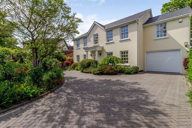 Thumbnail Detached house for sale in Caldicot Road, Portskewett, Caldicot, Monmouthshire