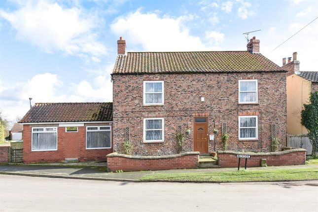 Thumbnail Detached house for sale in Beckside, Wilberfoss, York