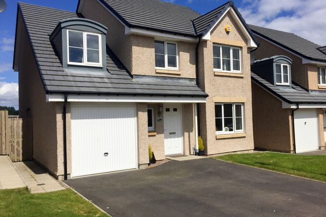 Thumbnail Detached house to rent in Bothiebrigs Drive, Nigg, Aberdeen