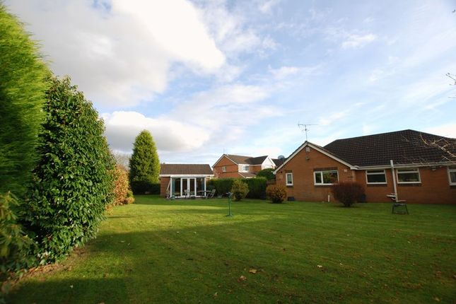 3 bed detached bungalow for sale in Coningsby Close, Newcastle Upon Tyne