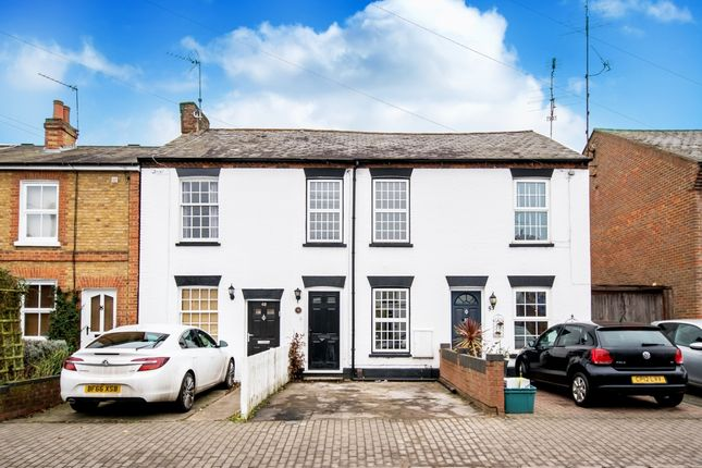 Thumbnail Terraced house to rent in Lattimore Road, St.Albans