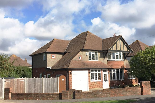 Thumbnail Detached house for sale in Arundel Avenue, Ewell
