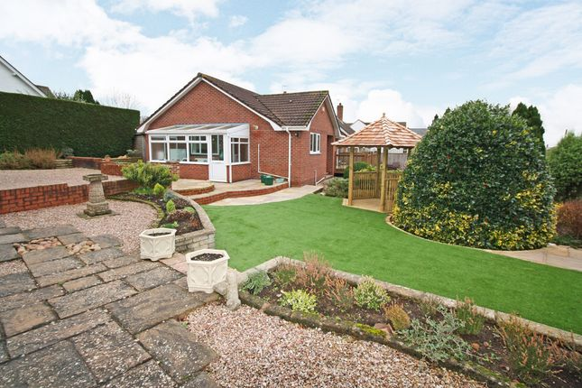2 bed detached bungalow for sale in Summerfield, Woodbury, Exeter
