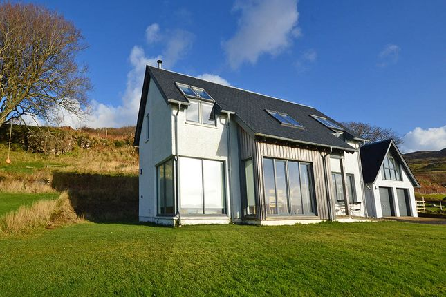 Thumbnail Detached house for sale in Snipe Cottage, Fanmore, Isle Of Mull