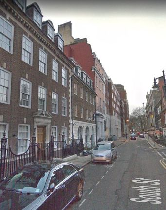 Thumbnail Terraced house for sale in South Street, London