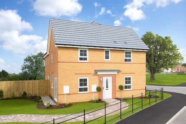 """Thumbnail Detached house for sale in """"Moresby"""" at Tenth Avenue, Morpeth"""