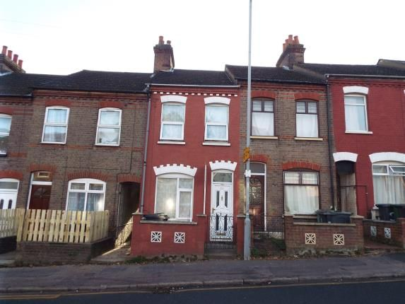 Thumbnail Terraced house for sale in Dallow Road, Luton, Bedordshire