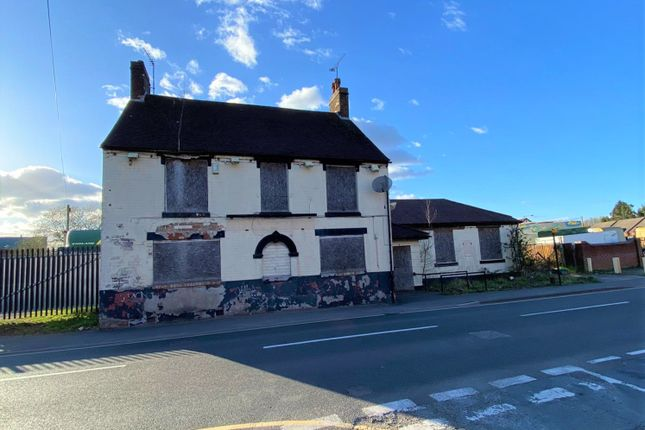 Thumbnail Industrial for sale in Lindon Road, Brownhills, Walsall