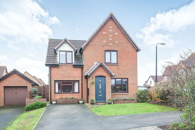 Thumbnail Detached house for sale in Brock End, Portishead, Bristol
