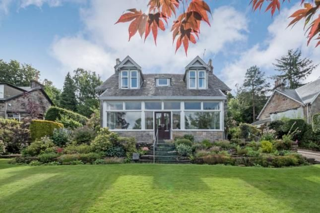 Thumbnail Detached house for sale in Tannoch Drive, Milngavie, Glasgow, East Dunbartonshire