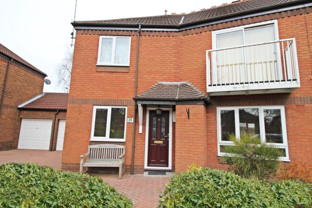 Thumbnail Flat for sale in Ella Park, Anlaby