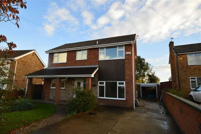 Thumbnail Detached house to rent in St Nicholas Drive, Hornsea, East Yorkshire