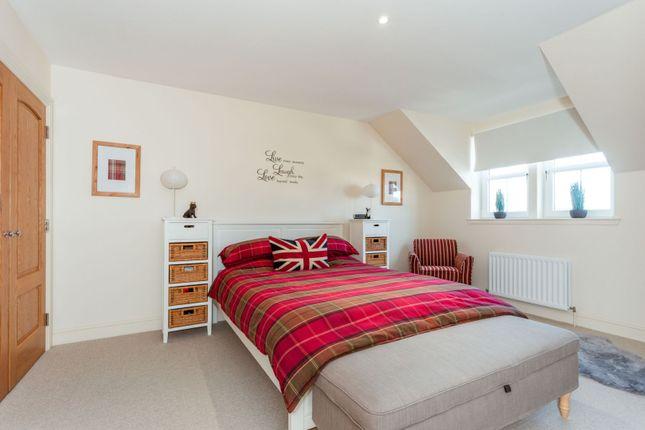 Bedroom Three of Wellington Green, Aberdeen AB12