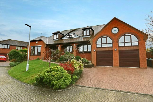 Thumbnail Detached house for sale in Cherry Trees, Skidby, East Yorkshire