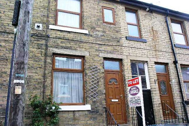 Thumbnail Terraced house to rent in Shaftesbury Avenue, Shipley