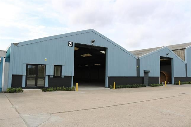 Thumbnail Light industrial to let in The Trade Yard, Barmston Road, Beverley