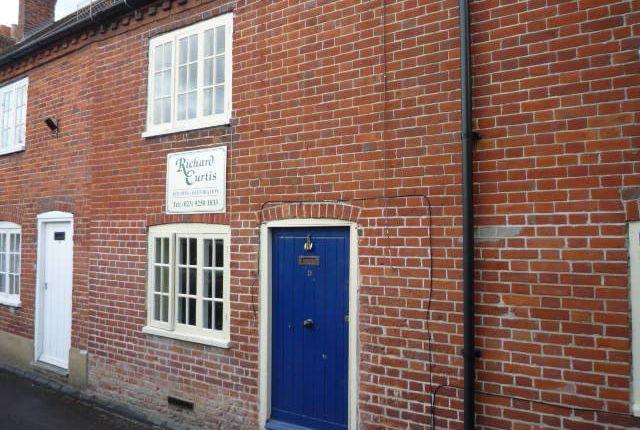 Thumbnail Terraced house to rent in Church Path, Titchfield, Fareham