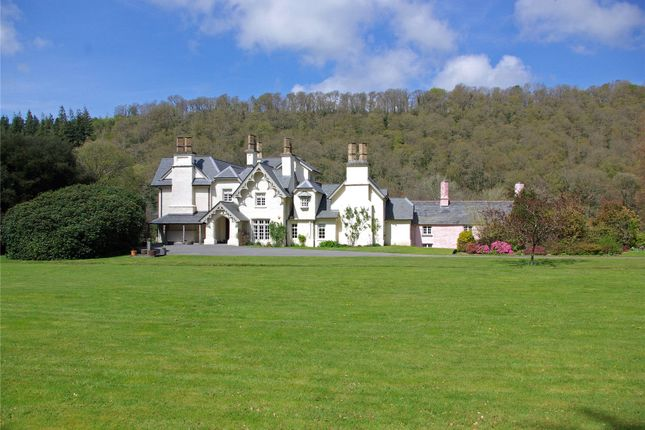 Thumbnail Detached house for sale in Lancych Mansion, Pontselli, Boncath, Pembrokeshire